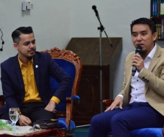 Forum Isu Semasa Siri 1- Doktrin & Toleransi Antara Agama Di Malaysia