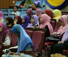 Ceramah Istiqbal Ramadhan & Majlis Perasmian Ihya' Ramadhan 1438H Peringkat UniMAP