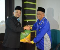 Mantan Pengarah Pusat Islam UniMAP Wakaf Tanah Miliknya Untuk Pembangunan